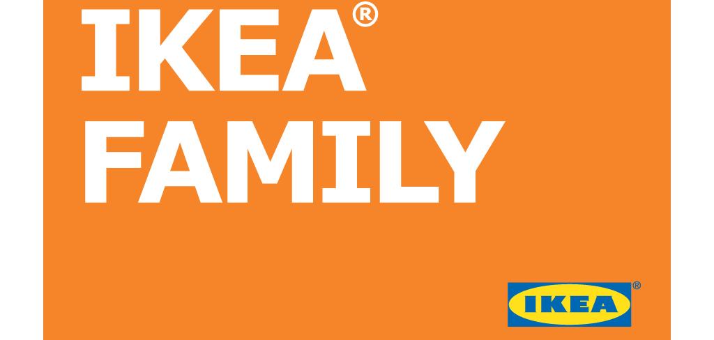Carta IKEA FAMILY